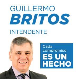 Guillermo Britos Intendente Publicidad