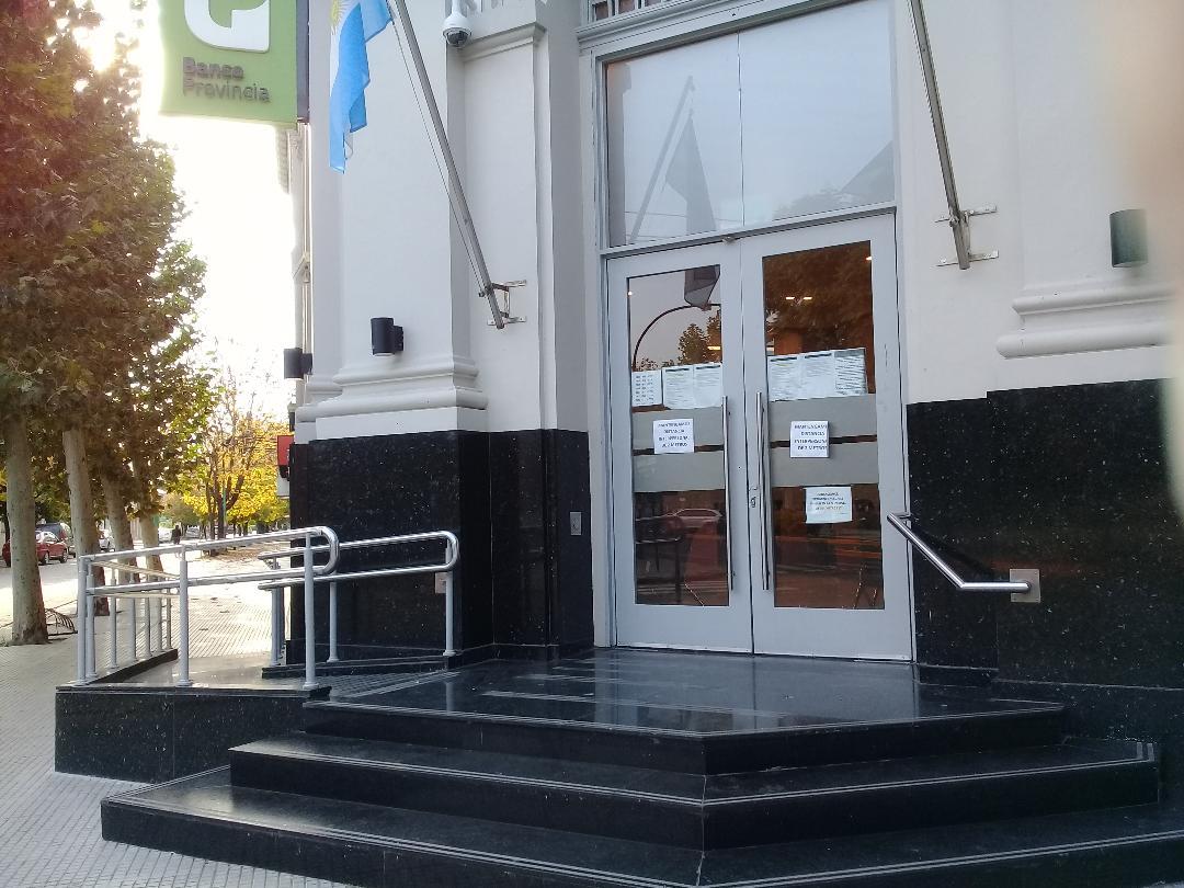 El Banco Provincia Advierte Sobre Fraudes Hoychivilcoy