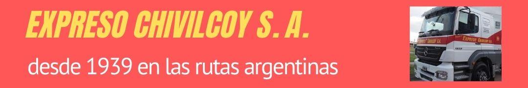 Expreso Chivilcoy S.A. Desde 1939 en las rutas argentinas