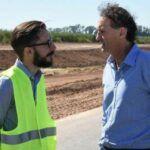 LOS MINISTROS KATOPODIS Y SIMONE LLEGAN ESTE MIÉRCOLES
