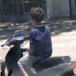 SECUESTRO DE MOTOS: CONDUCÍAN NIÑOS DE 11 AÑOS