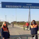 ESTE LUNES SE REABRE EL ACCESO PERÓN: NUEVOS LUGARES PARA CAMINAR