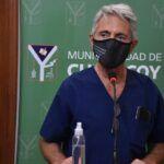 """EL DIRECTOR DEL HOSPITAL PIDIÓ TOLERANCIA Y PACIENCIA: """"SEPAN COMPRENDER"""" IMPLORÓ"""