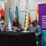 EVALUARON FORTALECER LAS POLÍTICAS DE GÉNERO